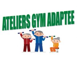 Ateliers Gym Adaptée