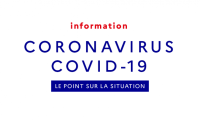 COVID-19 : Toutes les infos