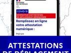 COVID-19 : Attestation de déplacement (nov-2020)